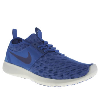 Womens Nike Blue Juvenate Trainers