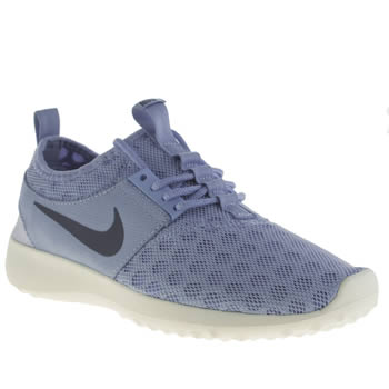 Womens Nike Pale Blue Juvenate Trainers