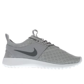 NIKE LIGHT GREY JUVENATE TRAINERS