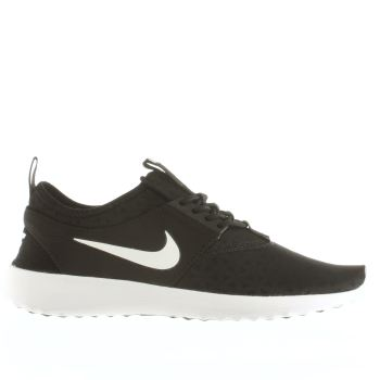 Womens Nike Black & White Juvenate Trainers