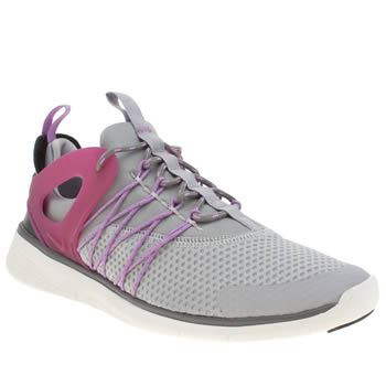 Womens Nike Grey Free Viritous Trainers
