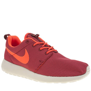 Womens Nike Pink Roshe One Trainers