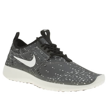 Nike Black & Grey Juvenate Print Womens Trainers