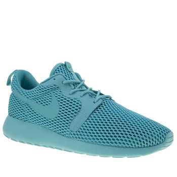 Nike Blue Roshe One Hyperfuse Br Trainers