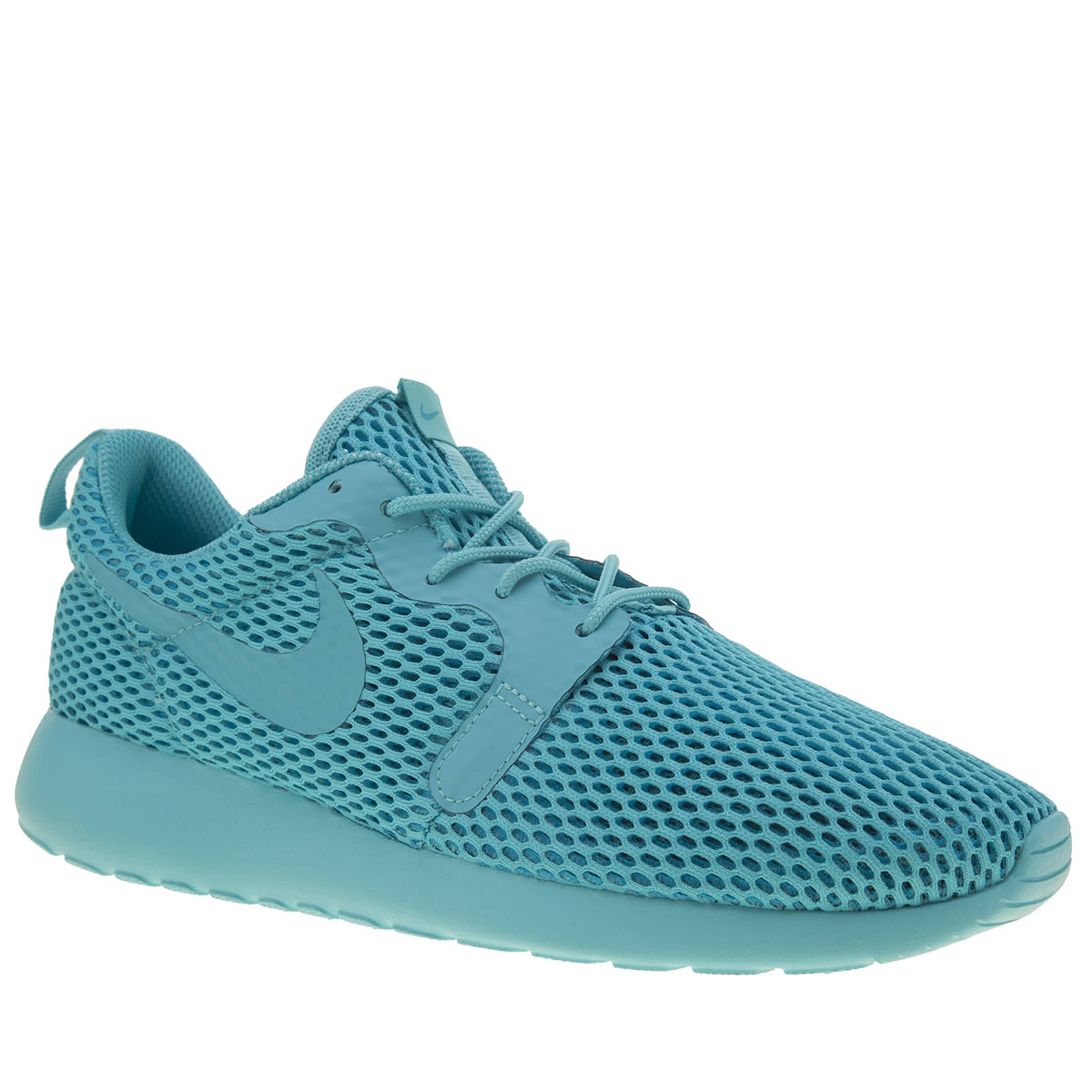 dvfpm Womens Blue Nike Roshe One Hyperfuse Br Trainers | schuh
