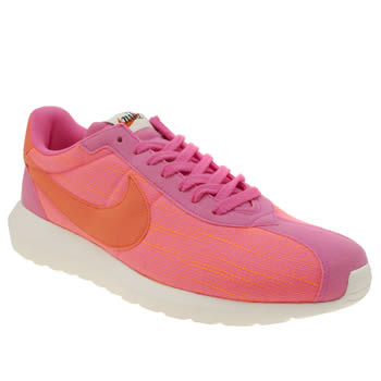 Nike Pink Roshe Ld-1000 Trainers