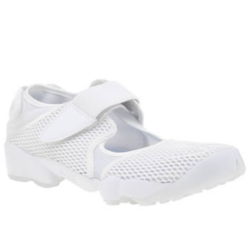 Nike White Air Rift Breathe Womens Trainers