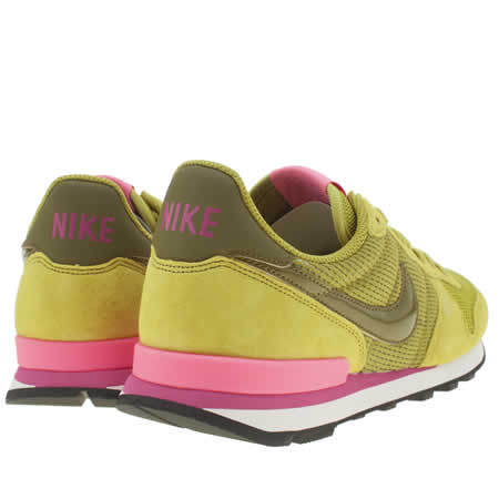 ladies nike internationalist trainers