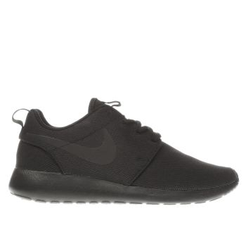 Nike Black Roshe One Trainers