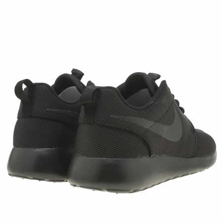 ahvxj Womens Black Nike Roshe One Trainers | schuh