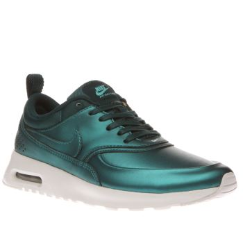 Nike Blue Air Max Thea Se Womens Trainers