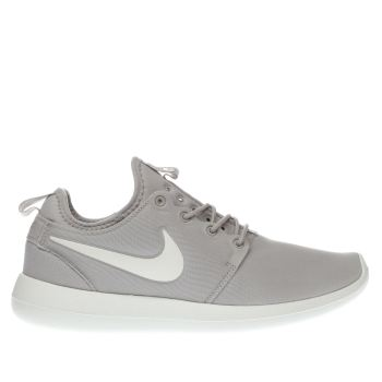 Nike Light Grey Roshe Two Womens Trainers