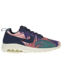 Nike Blue Air Max Motion Womens Trainers