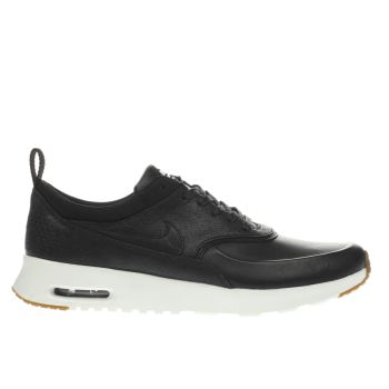 Nike Black Thea Premium Womens Trainers