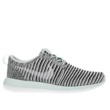 Nike Pale Blue Roshe Two Flyknit Womens Trainers