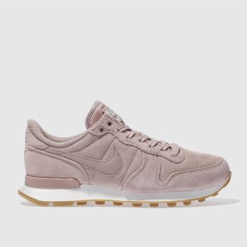 Nike Pink Internationalist Damen Sneaker