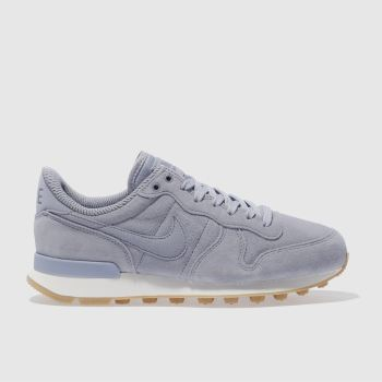 Nike Blau Internationalist Damen Sneaker