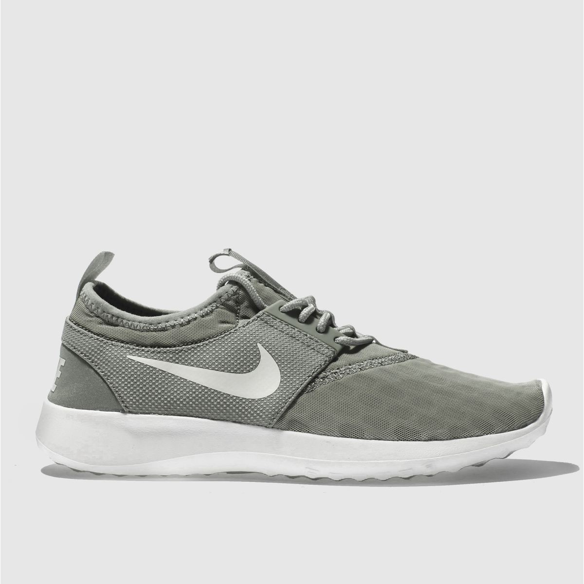 nike khaki juvenate trainers