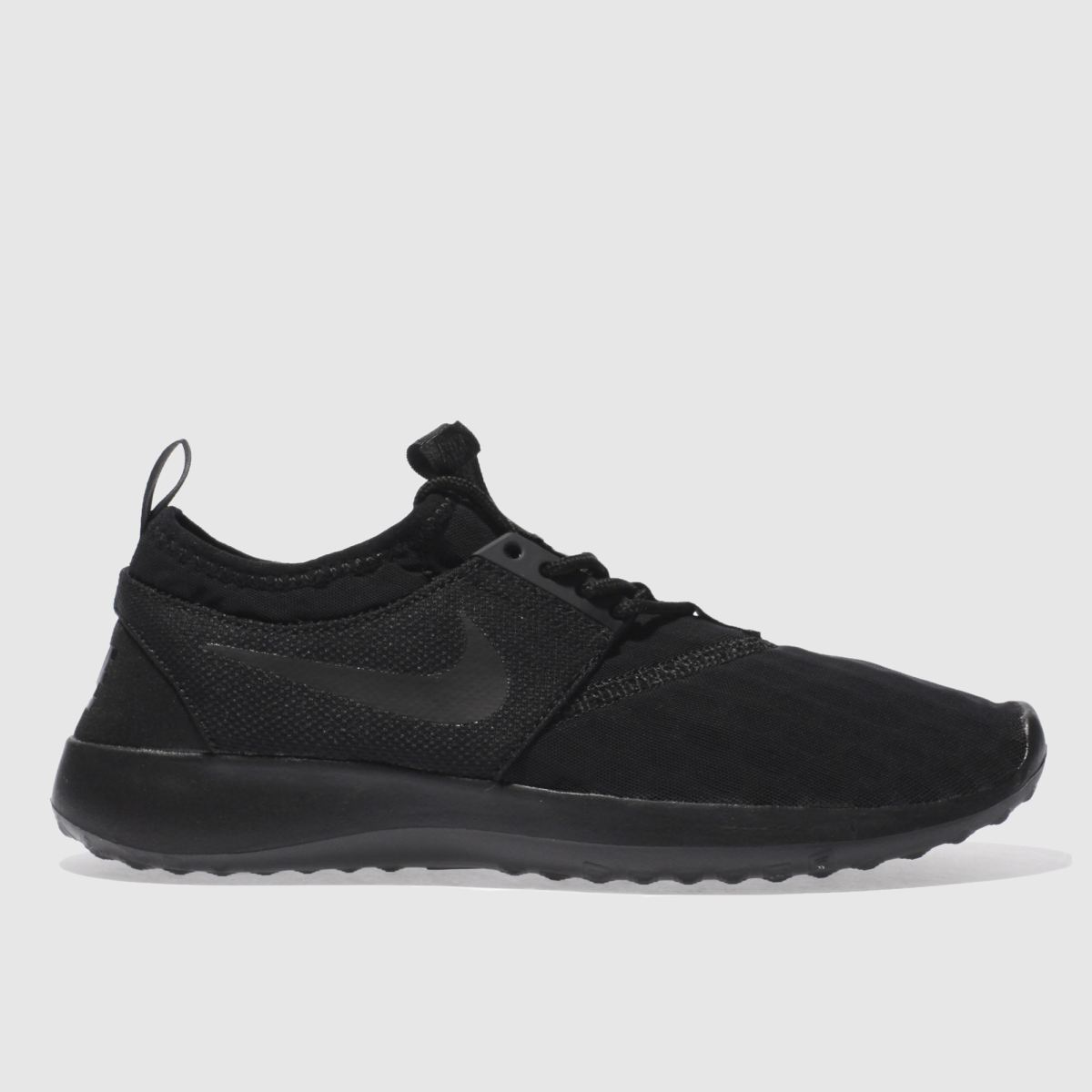 nike black juvenate trainers
