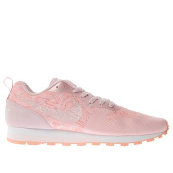 Nike Pink Md Runner Womens Trainers