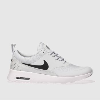 Nike Grey AIR MAX THEA Trainers