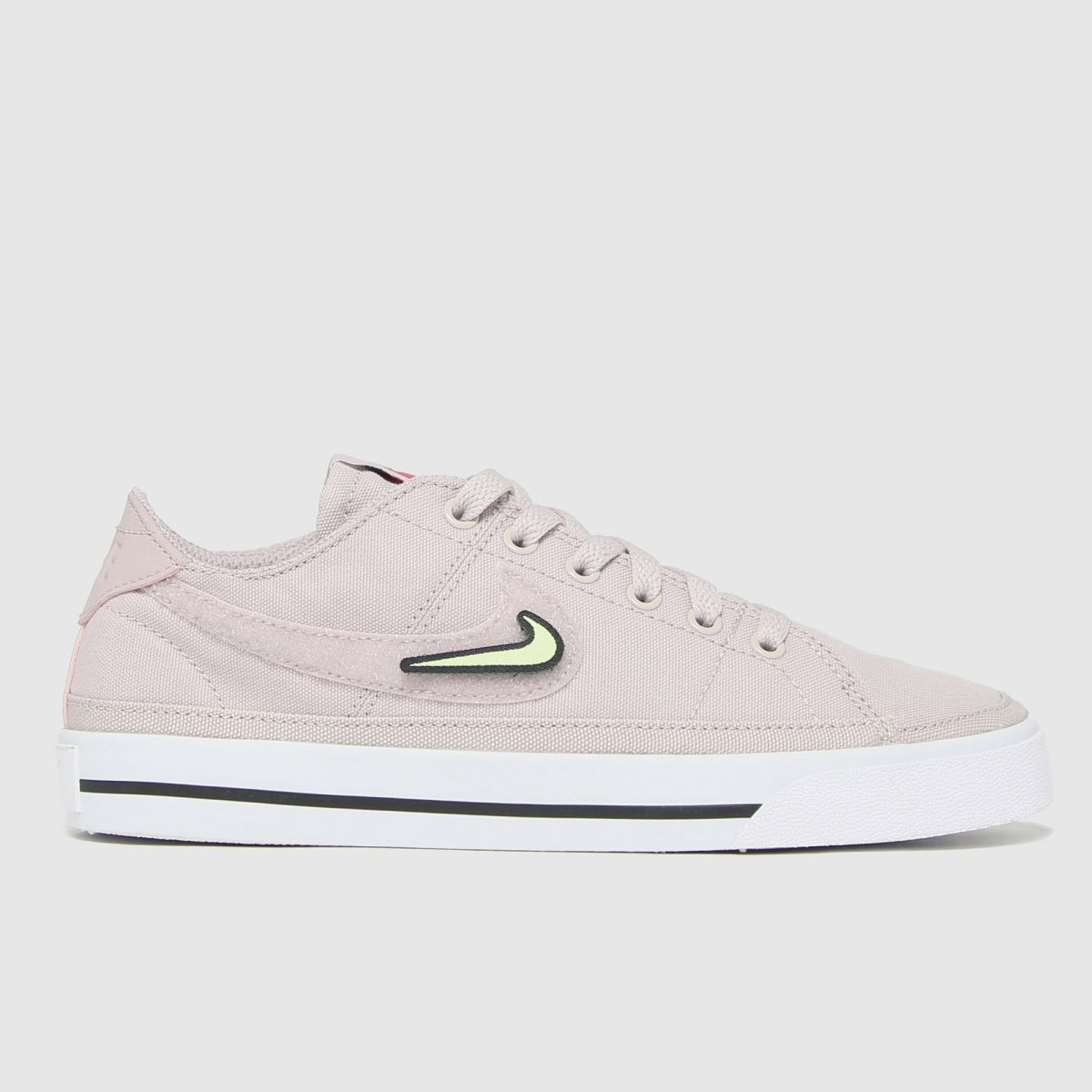 nike lilac loden trainers