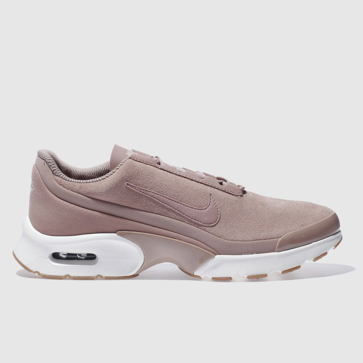 nike pale pink air max jewel se trainers