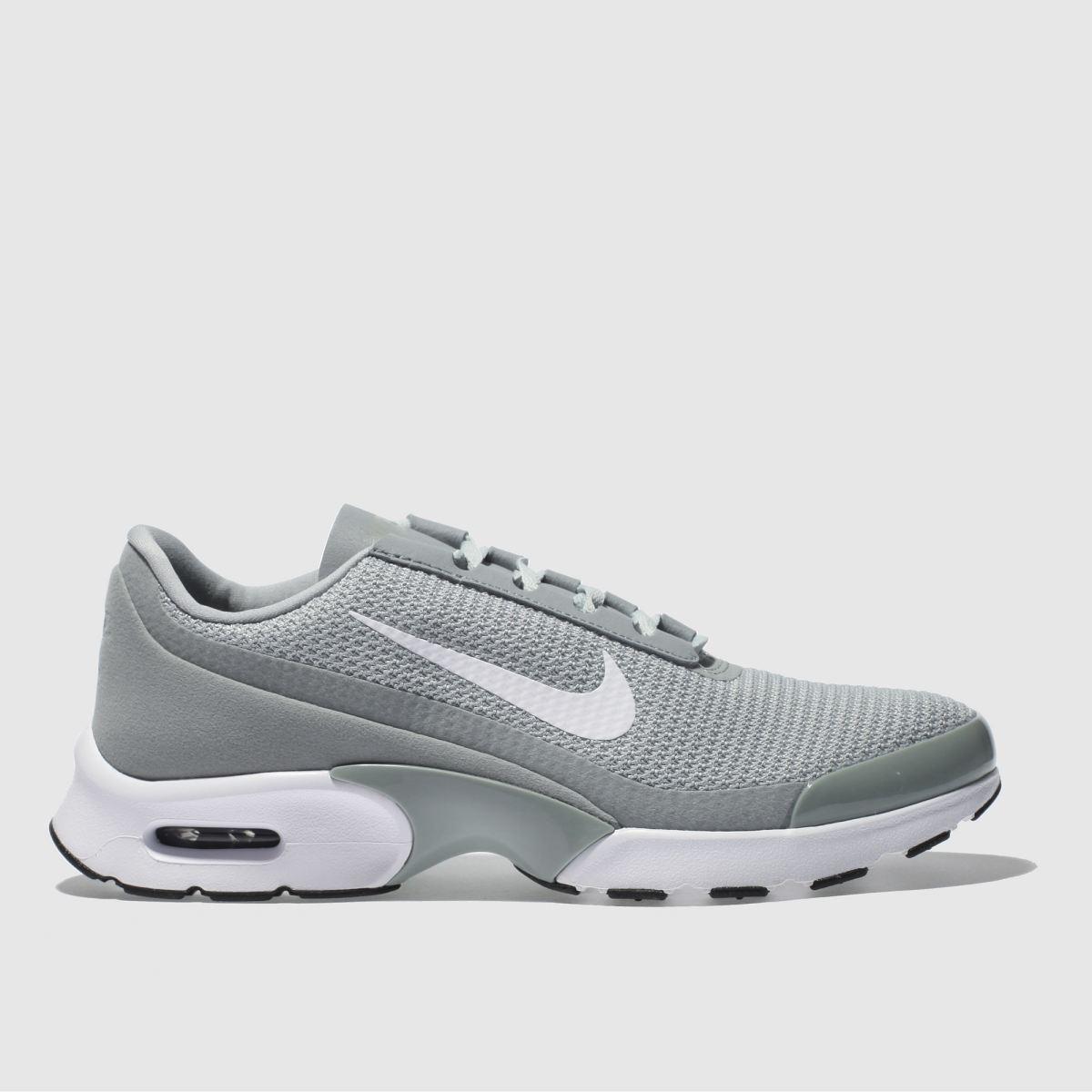 Nike Light Grey Air Max Jewel Trainers