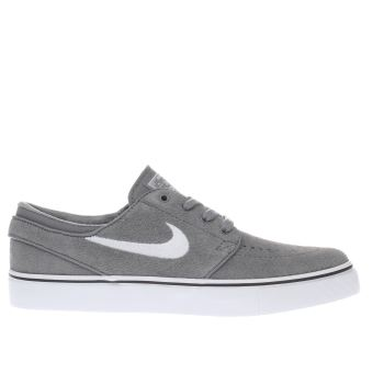 Nike Sb Grey Zoom Stefan Janoski Womens Trainers