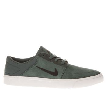 Nike Sb Pale Blue Portmore Womens Trainers