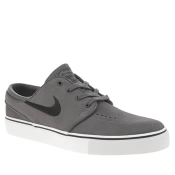 Nike Sb Dark Grey Zoom Stefan Janoski Womens Trainers