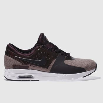 Nike Purple Air Max Zero Premium Womens Trainers