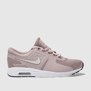 Nike Pale Pink AIR MAX ZERO Trainers