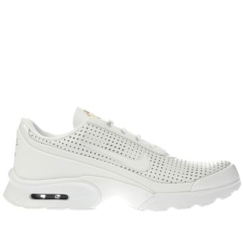 Nike White Beautiful X Jewell Womens Trainers