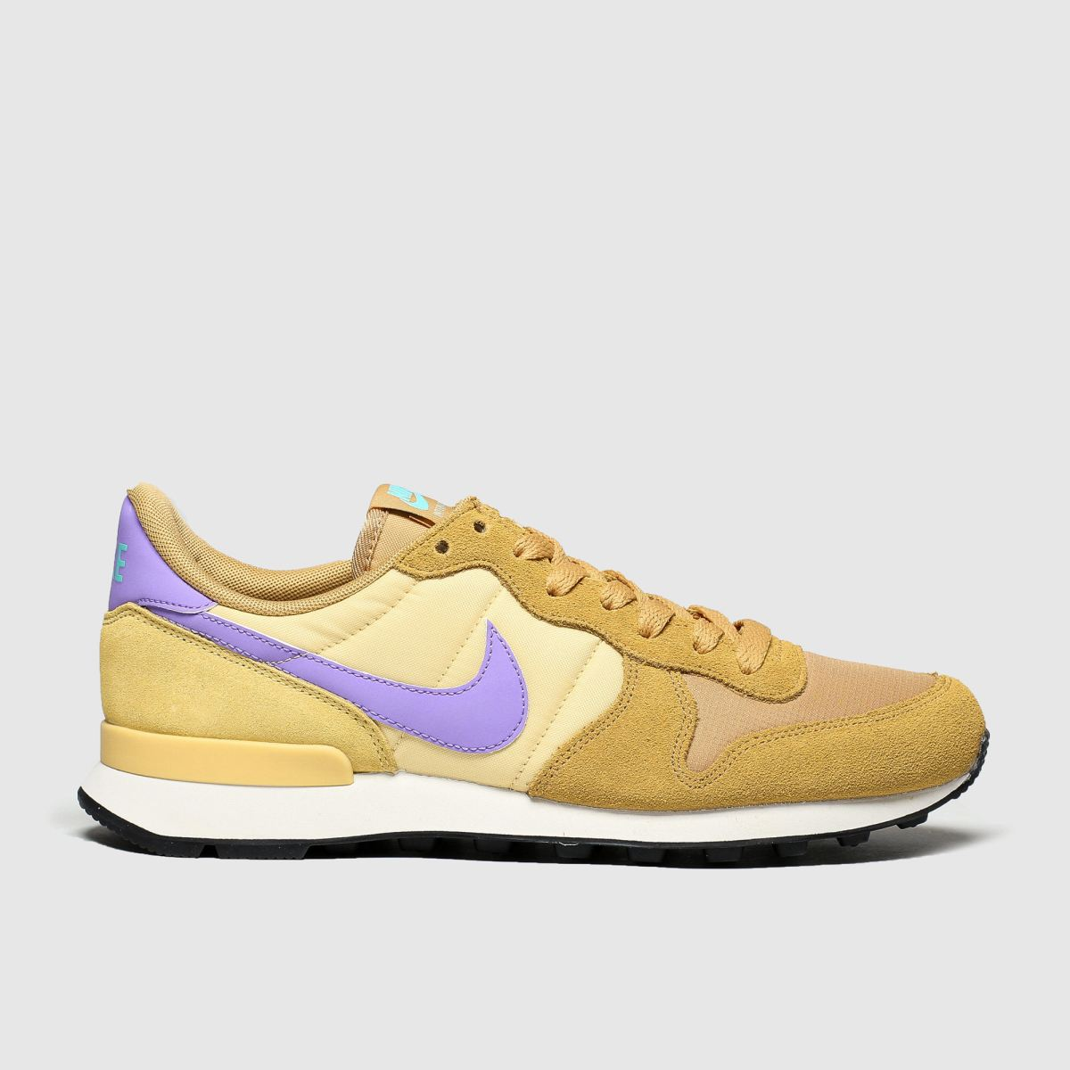 Nike Nike Orange Internationalist Trainers