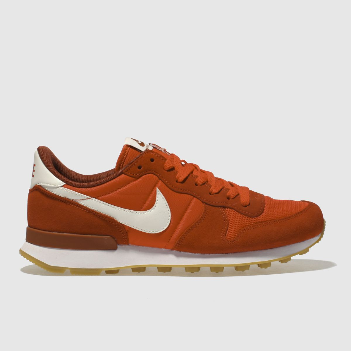 Nike Red Internationalist Trainers