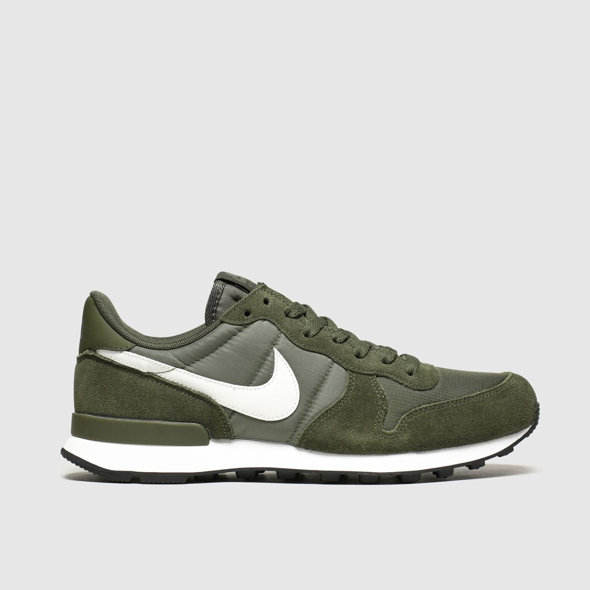 Nike Nike Khaki Internationalist Trainers