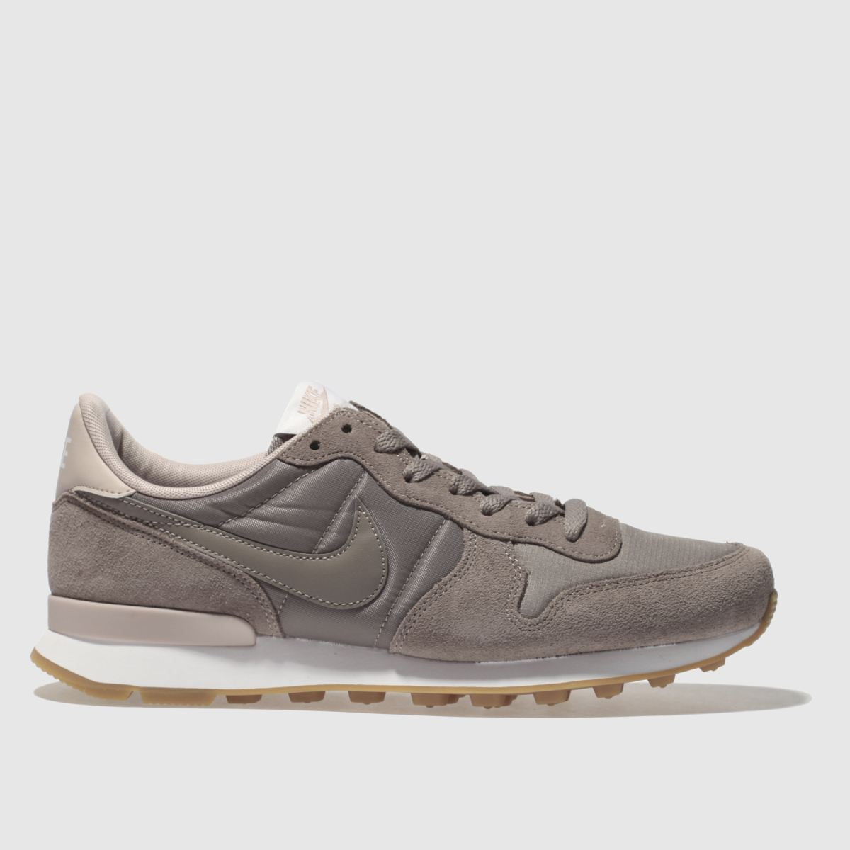 Nike Brown Internationalist Trainers
