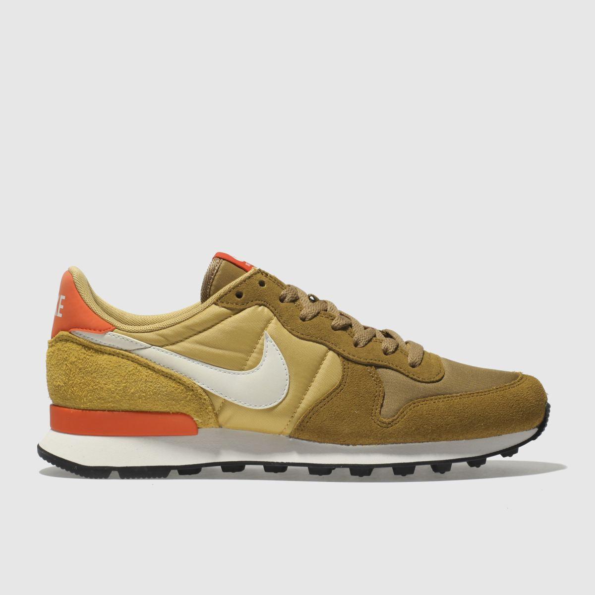 Nike Bronze Internationalist Trainers