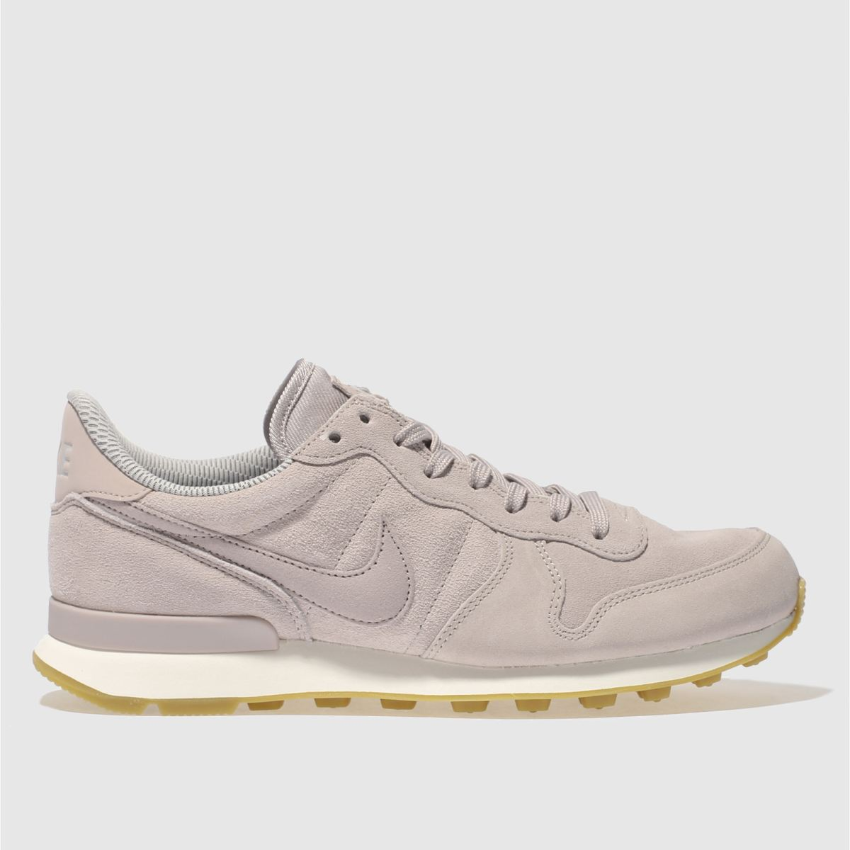 Nike Pale Pink Internationalist Se Trainers