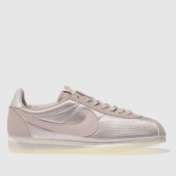 Nike Pink Cortez Nylon Womens Trainers