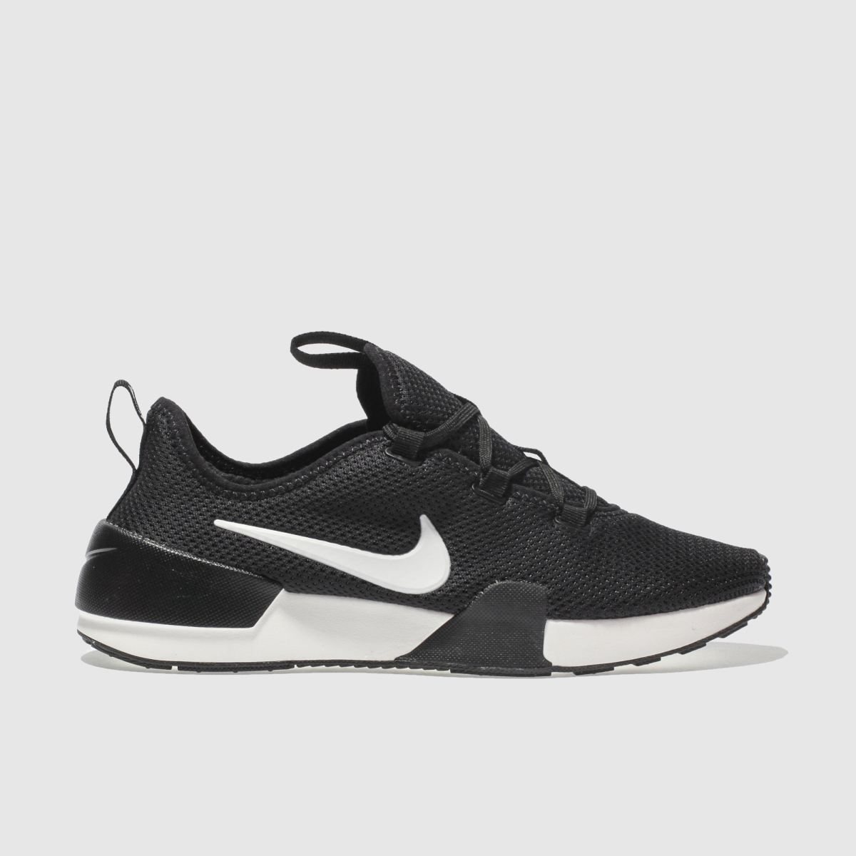 Nike Black & White Ashin Modern Trainers