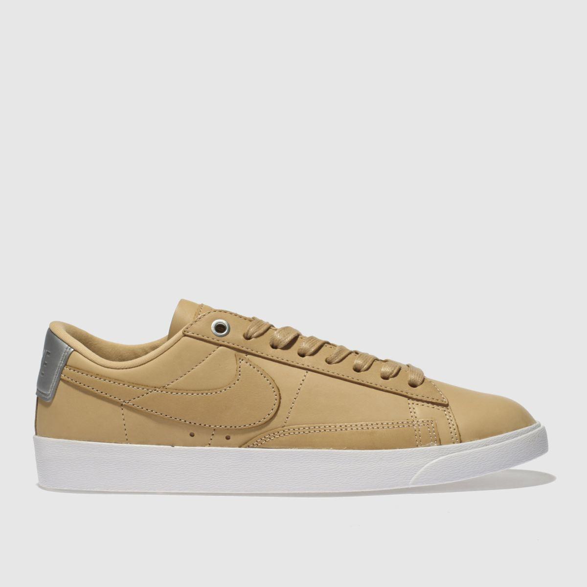 Nike Natural Blazer Low Premium Trainers