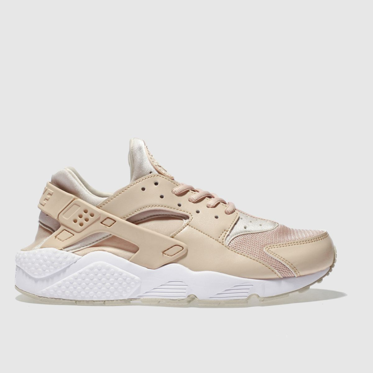 Nike Pale Pink Huarache Run Trainers