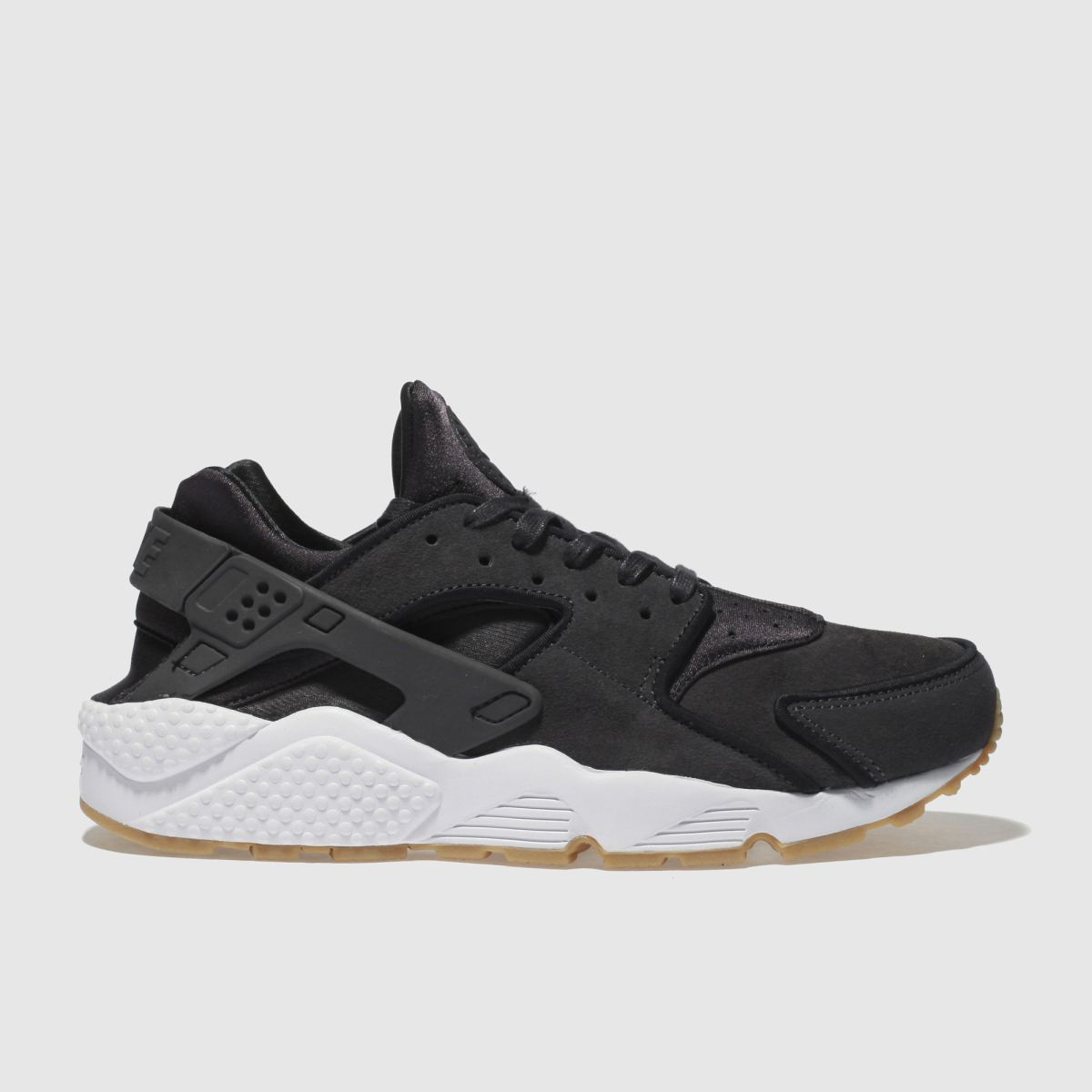 Nike Dark Grey Huarache Run Trainers