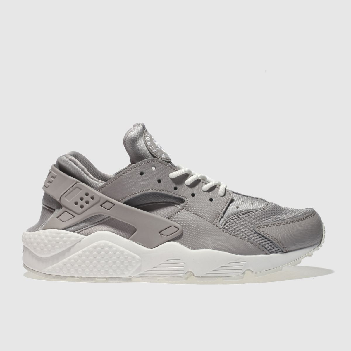 Nike Light Grey Huarache Run Se Trainers