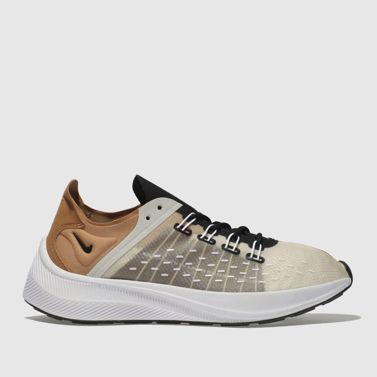 Nike Peach Exp-14 Trainers
