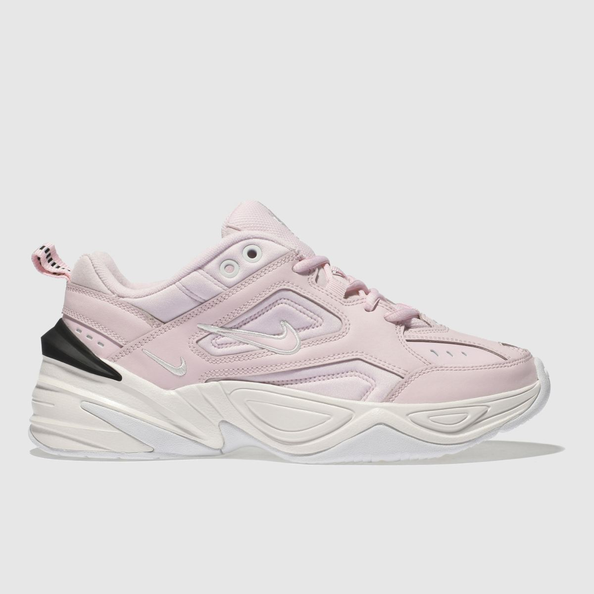 Nike Pale Pink M2k Tekno Trainers