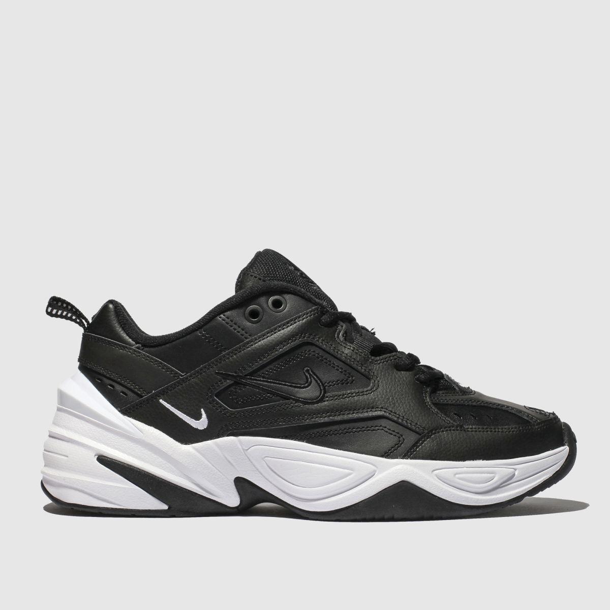 Nike Black & White M2k Tekno Trainers