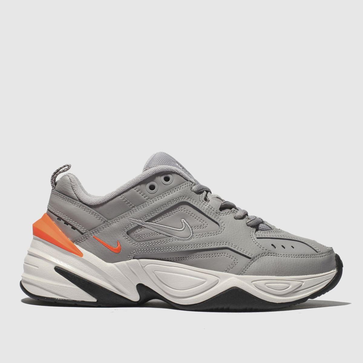 Nike Grey M2k Tekno Trainers